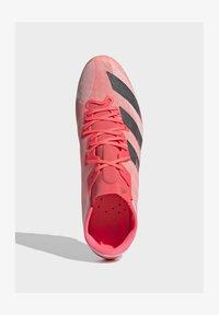 adidas Performance - ADIZERO PRIME SPRINT SPIKES - Spikes - pink - 1