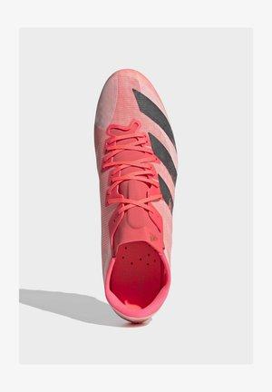 ADIZERO PRIME SPRINT SPIKES - Zapatillas con clavos - pink