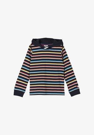 À MANCHES LONGUES - Hoodie - blue stripes