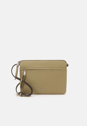 CROSSBODY BAG BALLOON - Olkalaukku - light grey