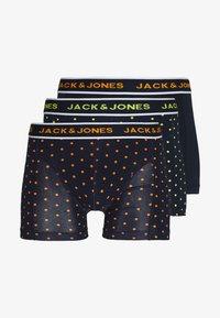 Jack & Jones - JACDOTS TRUNKS 3 PACK - Panties - navy blazer - 5
