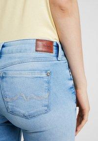 Pepe Jeans - SOHO - Skinny džíny - denim 10oz str american blue lt - 3
