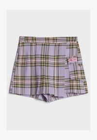 Bershka - Wrap skirt - mauve - 4