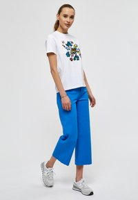Desires - FLORENCE - Trousers - french blue - 1