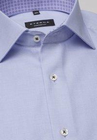 Eterna - COMFORT FIT - Shirt - hellblau - 5
