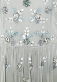 Adrianna Papell - BEADED DRESS - Occasion wear - frosted sage - 2