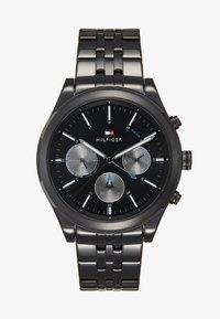 Tommy Hilfiger - ASHTON - Chronograph watch - black - 1