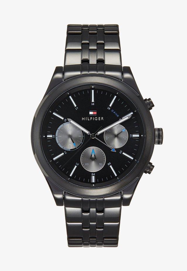 ASHTON - Horloge - black