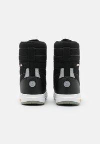 Reima - REIMATEC LAPLANDER UNISEX - Snowboots  - black - 2