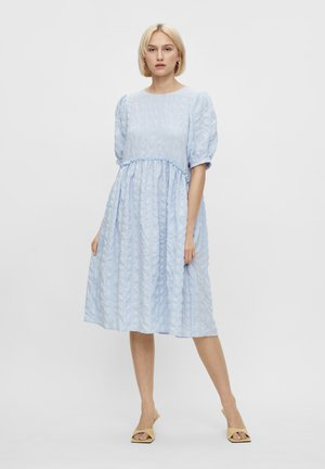 Day dress - kentucky blue