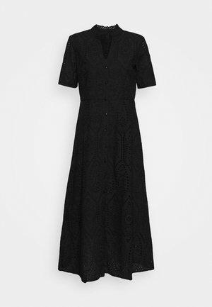 YASHOLI LONG  SHIRT DRESS  - Maxi-jurk - black