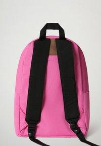 Napapijri - VOYAGE MINI - Rucksack - pink super - 1