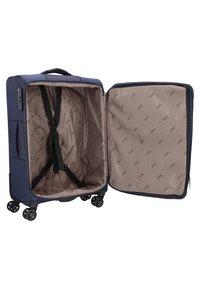 Stratic - MIRAMAR  - Wheeled suitcase - navy - 3