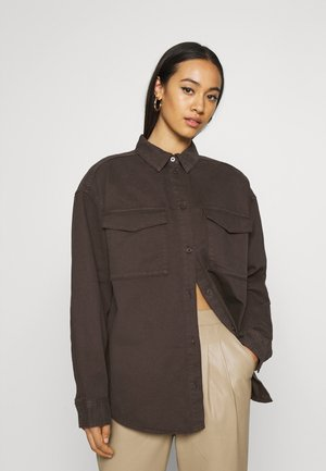 CIM SCALE - Blouse - brown