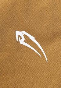 Smilodox - HIGH WAIST LEGGINGS AIRLESS - Trikoot - braun - 5