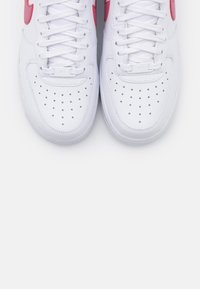 Nike Sportswear - AIR FORCE 1 - High-top trainers - white/desert berry - 4