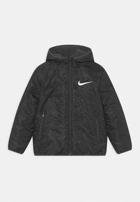 Nike Sportswear - QUILTED PUFFER  - Vinterjacka - black - 0