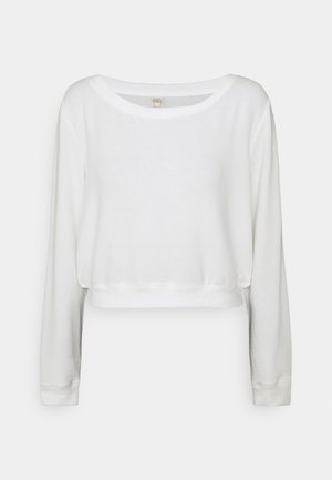 CALM - Pyjama top - ivory