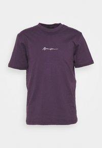 ESSENTIAL REGULAR UNISEX - Print T-shirt - purple