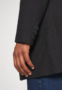 Newport Bay Sailing Club - COAT - Classic coat - grey - 7