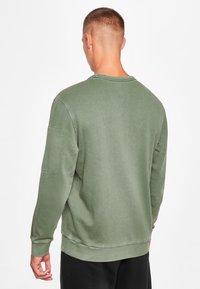 National Geographic - Sweatshirt - agave green - 1