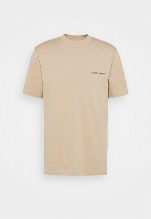 NORSBRO - Basic T-shirt - humus