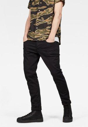 3301 SLIM - Slim fit jeans - rinsed