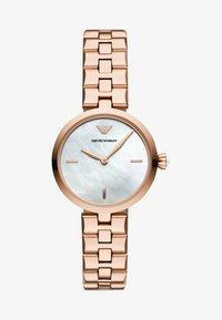 Emporio Armani - Watch - roségold-coloured - 1