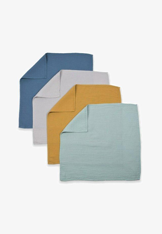 4 PACK  - Hydrofiele doek - mustard yellow