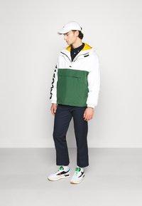 Lacoste LIVE - BH1134_X0N - Light jacket - flour/green - 1