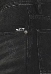 G-Star - ALUM RELAXED TAPERED - Džíny Relaxed Fit - black - 7