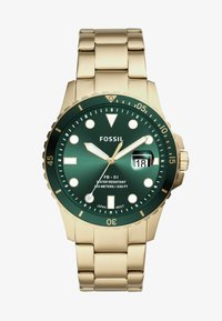 Fossil - Watch - gold-coloured - 1