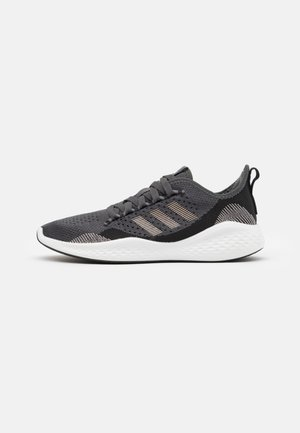 FLUIDFLOW 2.0 - Scarpe da fitness - core black/champagne metallic/grey