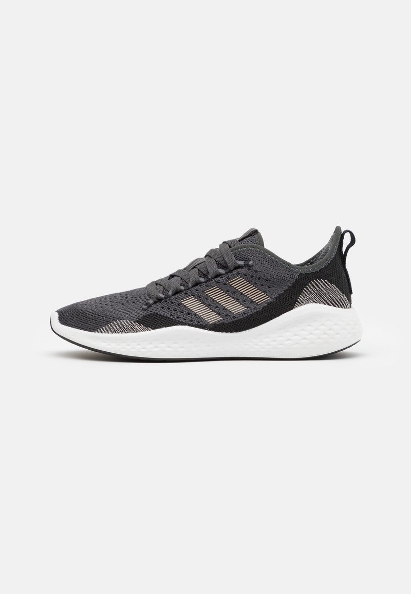 adidas Performance - FLUIDFLOW 2.0 - Sportschoenen - core black/champagne metallic/grey