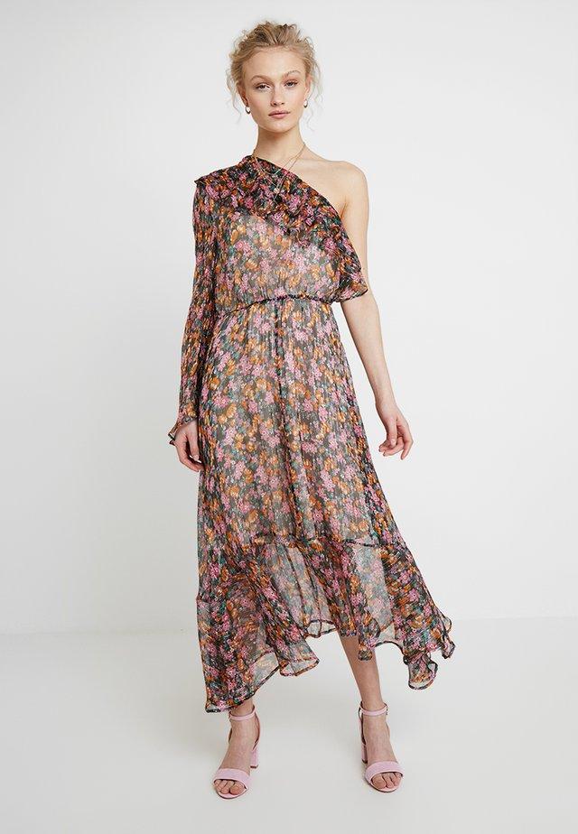 ELISA - Maxi dress - dark olive