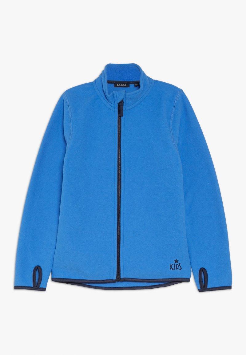 Blue Seven - Kurtka z polaru - blau