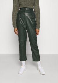 EDITED - MARJELLA TROUSERS - Trousers - grün - 0