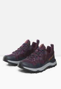 The North Face - W ACTIVIST FUTURELIGHT - Outdoorschoenen - blackbrry wine/urban navy - 2