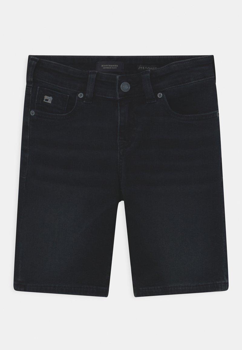 Scotch & Soda - STRUMMER  - Denim shorts - dark-blue denim