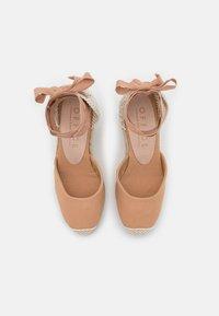 Office - MARMALADE - Sandály na vysokém podpatku - apricot - 5