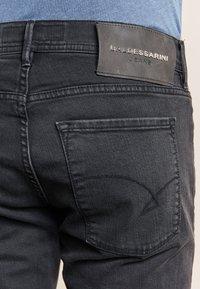 Baldessarini - JACK - Straight leg jeans - grey denim - 4