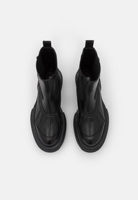 MSGM - BOOT - Platform ankle boots - black - 4