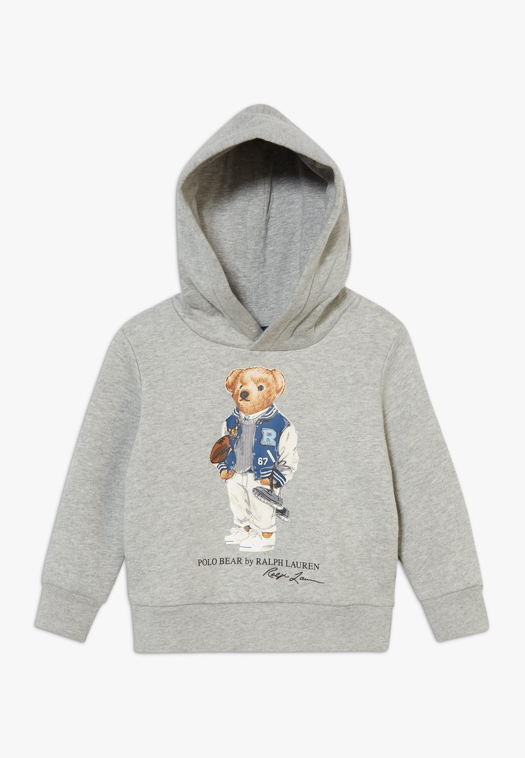 Große Förderung Polo Ralph Lauren HOOD TOPS - Kapuzenpullover - andover heather | Damenbekleidung 2020