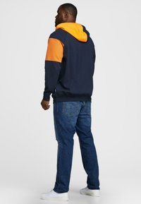 Jack & Jones - Zip-up hoodie - mottled dark blue - 2