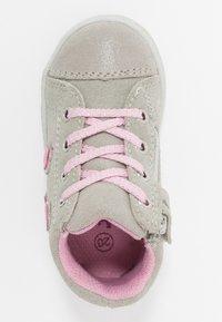 Lurchi - BEBA - Baby shoes - grey - 1
