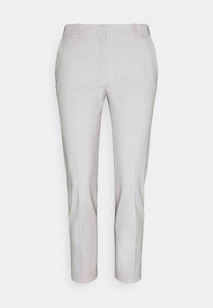 Pantalones - silver grey