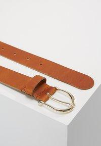 Anna Field - LEATHER - Belt - cognac - 2