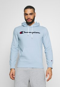Champion - Bluza z kapturem - light blue - 0