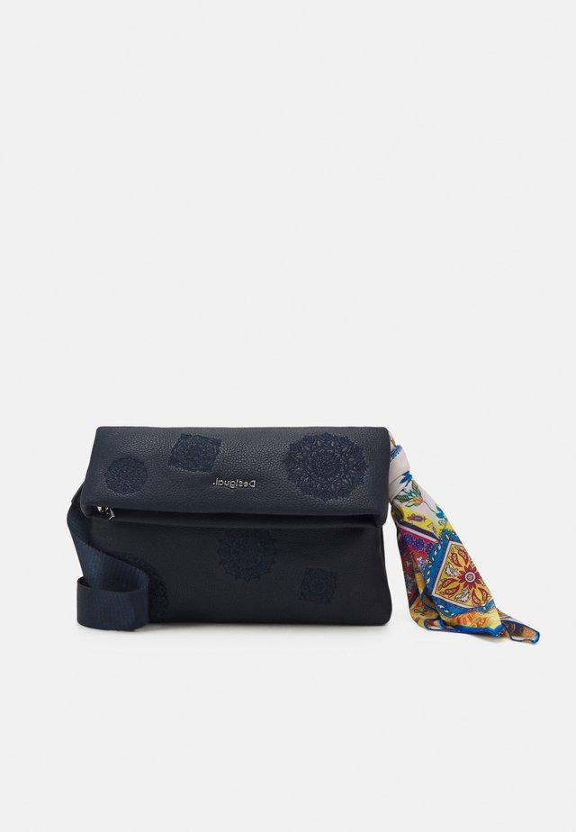 BOLS ALESSIA MIAMI - Across body bag - azul