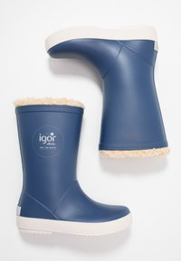 IGOR - SPLASH NAUTICO BORREGUITO - Wellies - jeans - 0